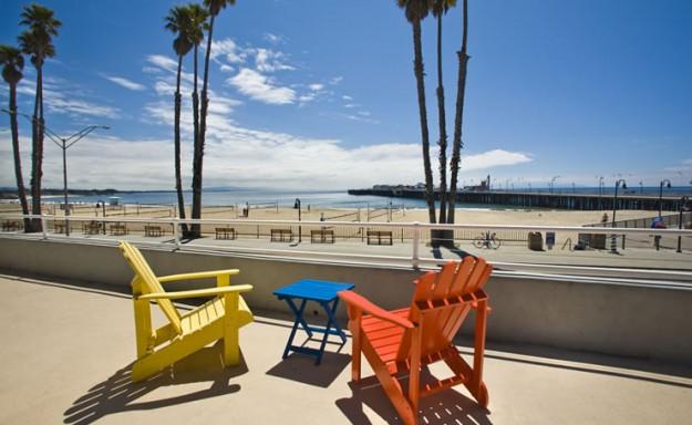 Beach Street Inn 125 St Santa Cruz Ca 95060