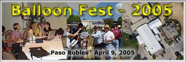 Balloon Fest Outreach 2005