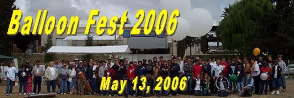 Balloon Fest Outreach 2006