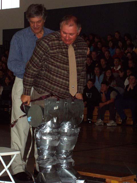 Tierra Linda Middle School 3 5 2003